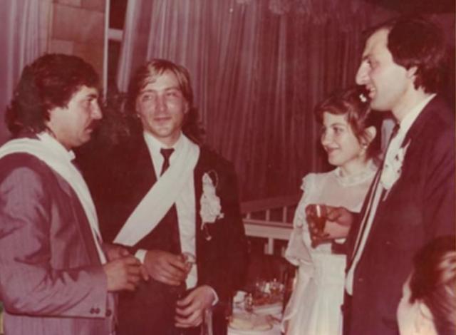 Nunta lui Simion Tîrșu